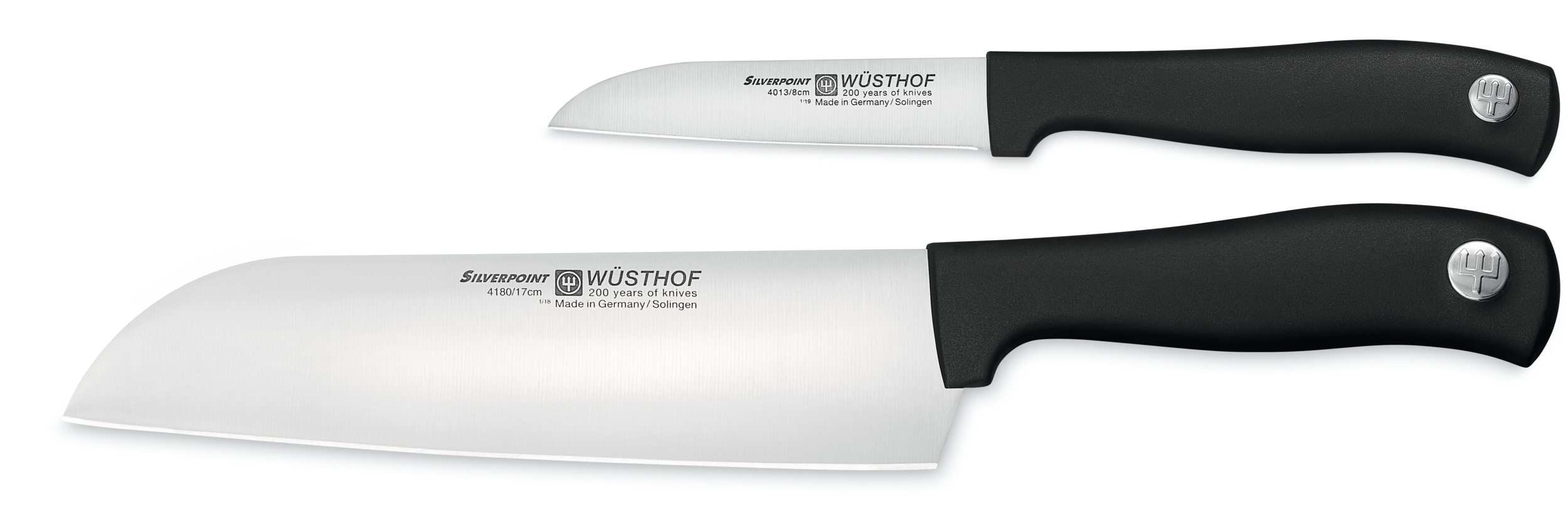 2 pc. knife set